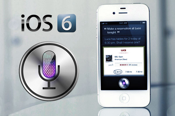 comment installer siri sur iphone 4, 3G, iPod Touch 4G sous iOS 6 (tuto video)