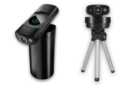 logitech broadcaster webcam hd ios osx Logitech Broadcaster: Webcam HD WiFi Mac, iPhone, iPad (Vidéo)