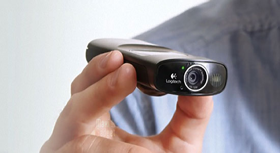 logitech broadcaster webcam hd wifi Logitech Broadcaster: Webcam HD WiFi Mac, iPhone, iPad (Vidéo)