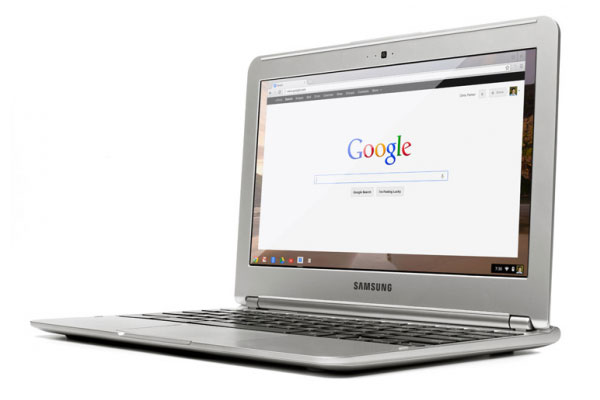samsung chromebook ultraportable double coeur chrome os Nouveau Samsung Chromebook 11.6 style Macbook Air pas Cher