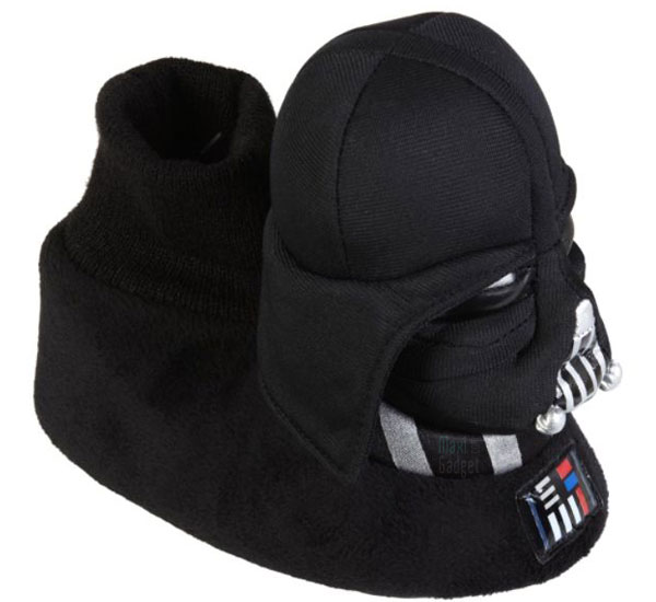 star wars chaussons dark vador Star Wars: Pantoufles Officielles (Dark Vador, Chewbacca, Boba, Yoda)