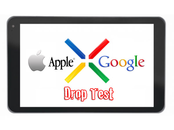 apple vs google drop test Test de Résistance: Apple ou Google, Quels produits acheter ?