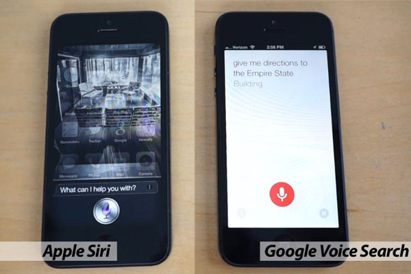 comparatif google search vs siri quel est le meilleur assistant vocal sur iphone
