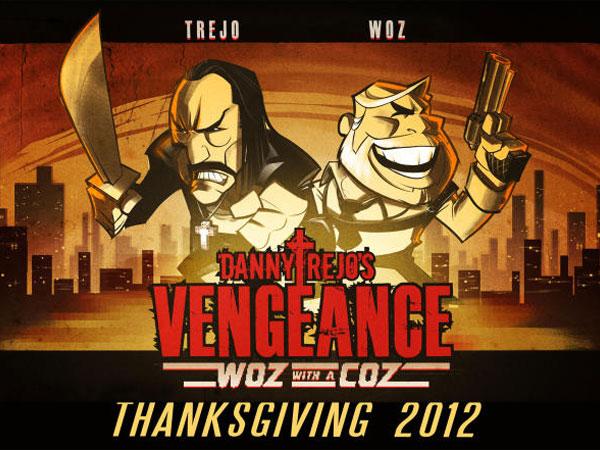 danny trejo vengeance steve wozniak dans un jeu iphone pour thanksgiving