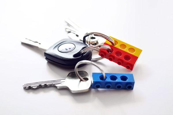 lego porte-clés par felix grauer