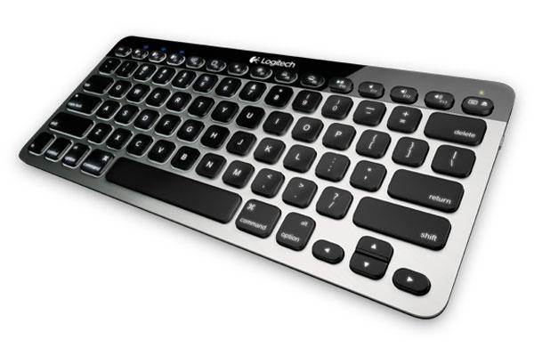 logitech bluetooth easy switch clavier sans fil imac ipad iphone