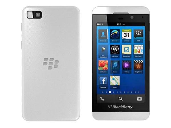 48H de son officialisation, le nouveau BlackBerry Z10 refait parler ...