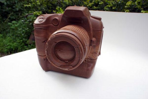 canon D60 superbe replique en chocolat au lait en vente