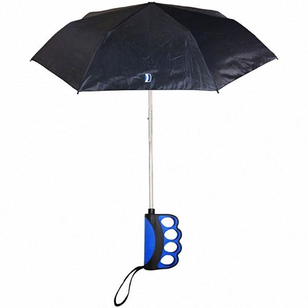 parapluie brolly résiste au vent avec poignée spéciale pour envoyer textos