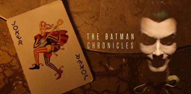 the batman chronicles web series en 2013