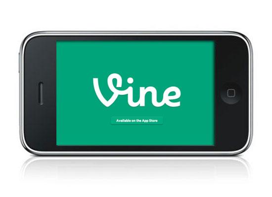 vine iphone appli gratuite de creation et partage video boucle 6s style GIF animée