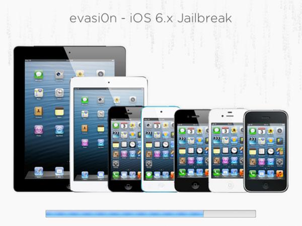 ios 6.1 jailbreak untethered dispo pour iphone 5, iPad mini, ipad, ipod touch