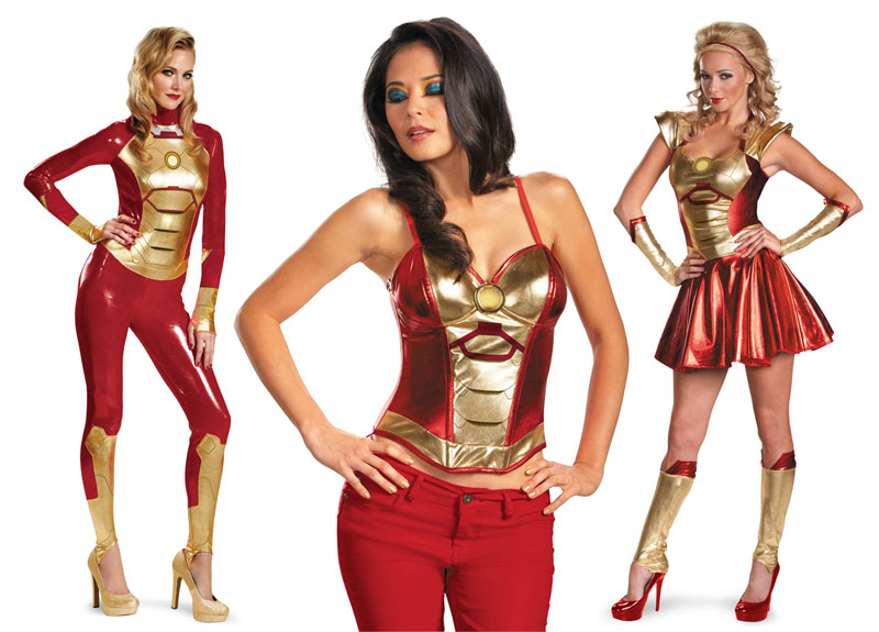 iron man3 costume femme IRON MAN 3: Armure et Costume Officiel en Vente