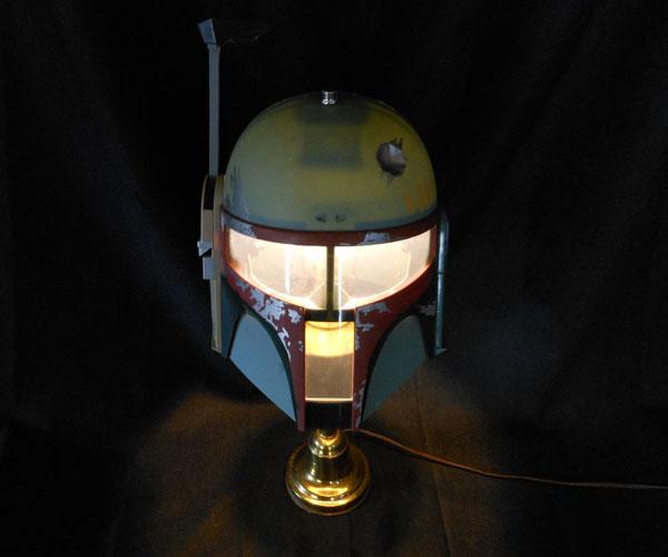 starwars boba fett lampe design 600x500 Star Wars: Lampe Boba Fett à faire soi même (Tuto Photos)