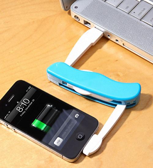 couteau suisse chargeur usb iphone Couteau Suisse USB pour Recharger Téléphone Mobile ou Gadget