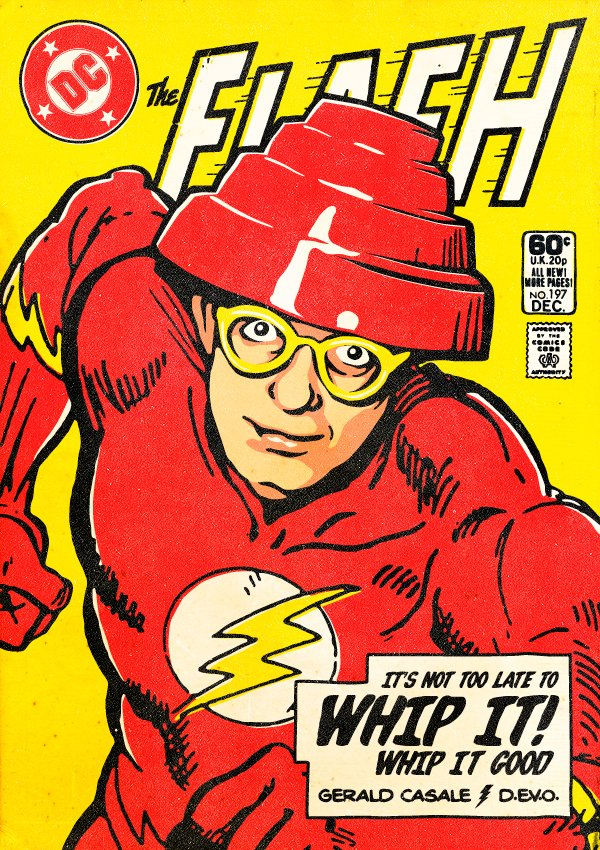 DC-Comic-Flash-Devo