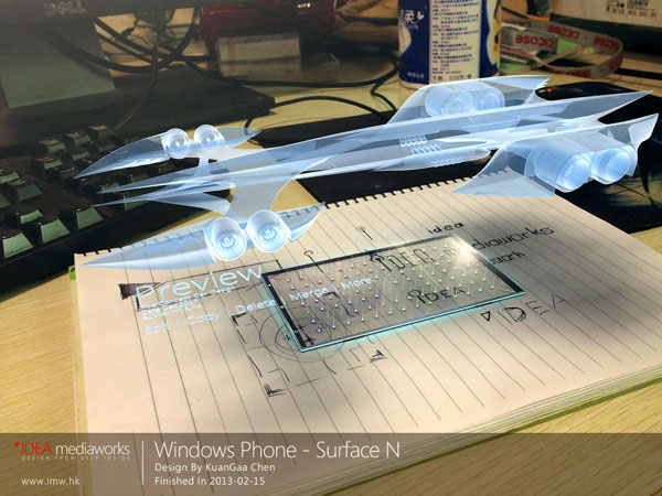 Surface-N-Windows-Phone-Concept-Futuriste