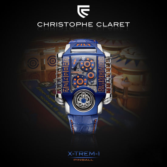Christophe-Claret-X-TREM-1-Pinball-Montre-Flipper-d-Exception