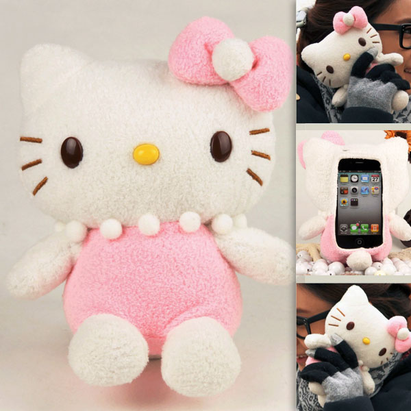 coque peluche iphone 5