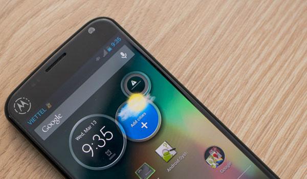 motorola moto x caracteristiques leakes Motorola Moto X: Nouvelles Précisions Techniques