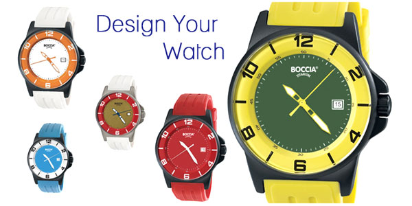 boccia id watch montre personnalisable a son image Boccia ID Watch: Personnaliser une Montre à son image, Possible et pas Cher