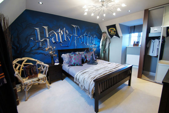 chambre-geek-harry-potter