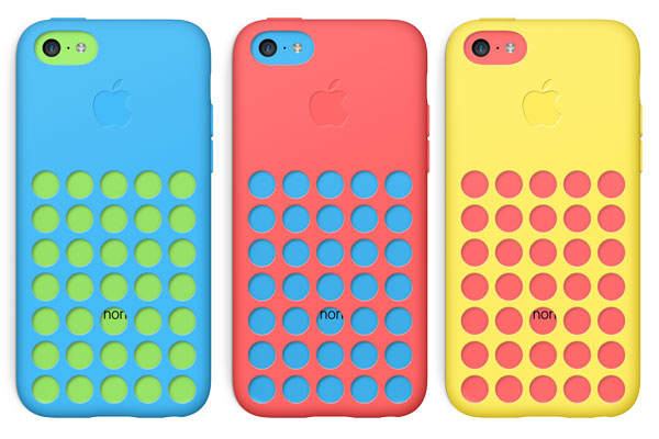iphone5c coque multicolore Apple dévoile iPhone 5C et iPhone 5S (Video, Photo, Fiche Technique)