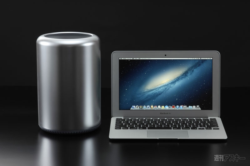 mac pro 2013 vs macbook air Ils fabriquent une réplique 3D du nouveau Mac Pro 2013 (photos)