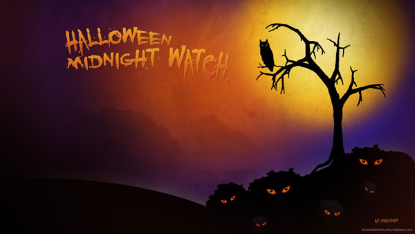 halloween wallpaper gratuit halloween midnight watch Halloween Wallpapers: 20 Fonds dEcran HD Gratuits à Télécharger
