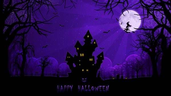 halloween wallpaper gratuit happy spooky halloween Halloween Wallpapers: 20 Fonds dEcran HD Gratuits à Télécharger