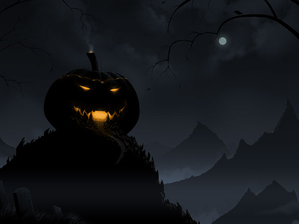 halloween wallpaper gratuit pumpkin castle Halloween Wallpapers: 20 Fonds dEcran HD Gratuits à Télécharger