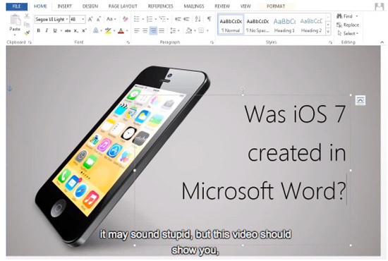 ios7-developpement-sur-word