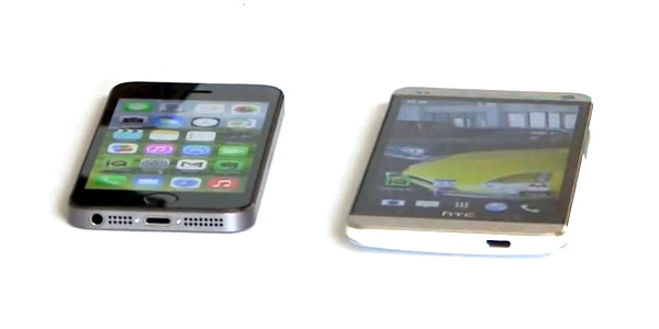 iphone5s-vs-htc-one-test-video