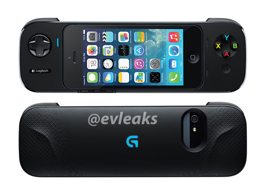 logitech gamepad iphone ios7 iPhone iOS7: Superbe Manette de Jeu chez Logitech en Photos