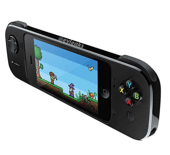 logitech manette iphone5 iPhone iOS7: Superbe Manette de Jeu chez Logitech en Photos