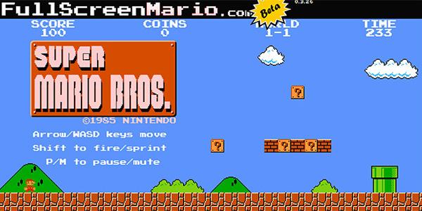super-mario-bros-remake-gratuit-en-ligne
