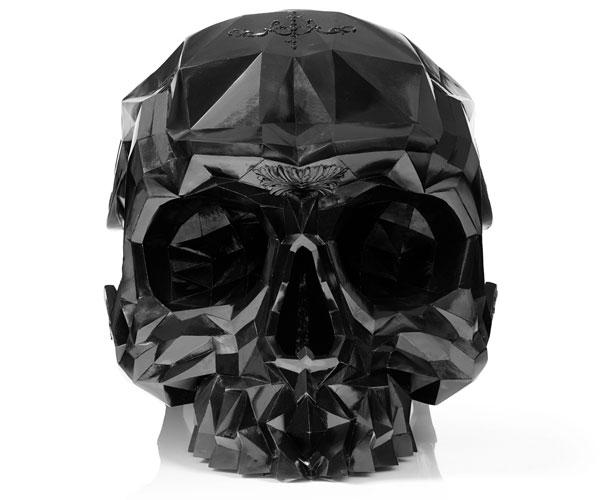 fauteuil crane 1 Design: Impressionnant Fauteuil Crâne pour Fans de Dark Vador