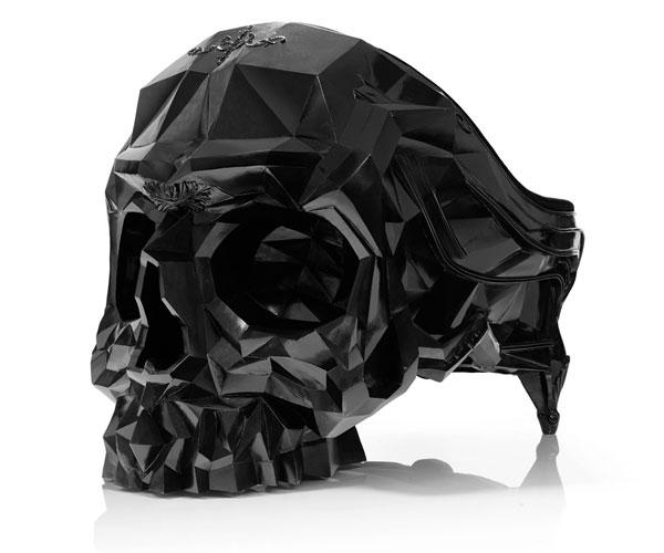 fauteuil crane 2 Design: Impressionnant Fauteuil Crâne pour Fans de Dark Vador