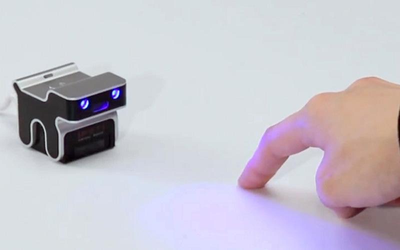 evo mouse controle gestuelle sur toute surface evoMouse transforme toute surface en Touchpad en vente