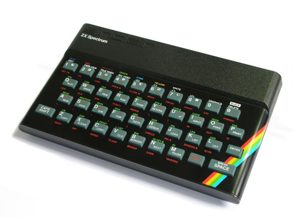 zx spectrum clavier bluetooth ios android Retour du ZX Spectrum en Clavier Bluetooth iOS Android (Video)