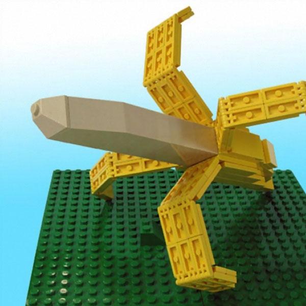 LEGO-Banane