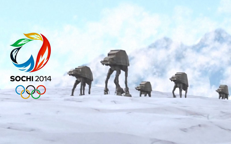invasion-vaisseaux-AT-AT-aux-jeux-olympiques-2014
