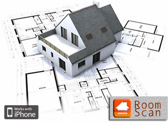 Iphone Dessiner Les Plans DUne Maison Avec Roomscan Un Jeu DEnfant
