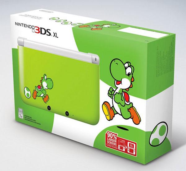 nintendo-3DSXL-Pack-Yoshi-avec-console-verte