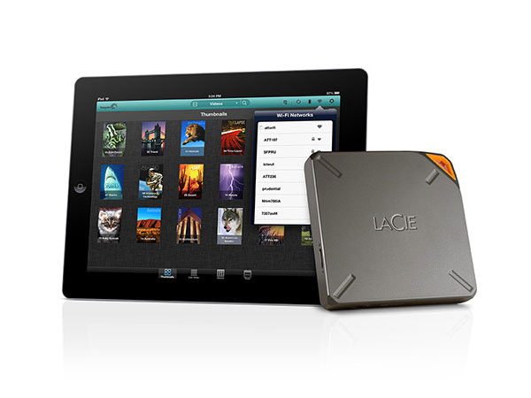 LaCie-Fuel-Stockage-Sans-Fil-WiFi-2To-iPad