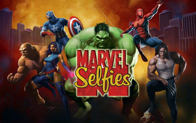 Marvel_SuperHeroes_Selfies
