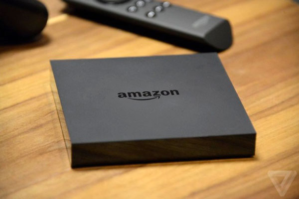 amazon fire tv officiel Amazon présente Fire TV, Box et Console de Jeux Quad Core sous Android