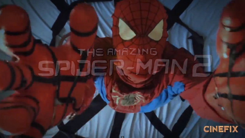 the-amazing-spider-man-2-remake-maison-video-suedee
