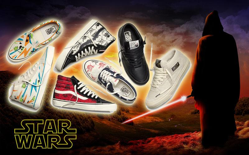Vans-Chaussures-Star-Wars