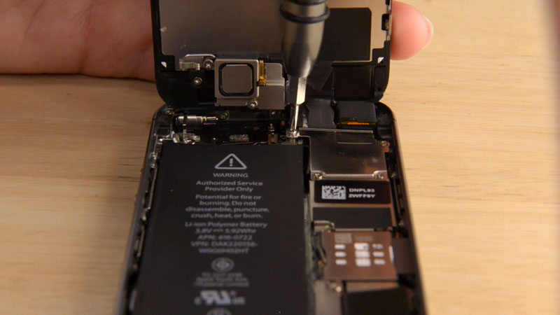 comment reparer la batterie iphone